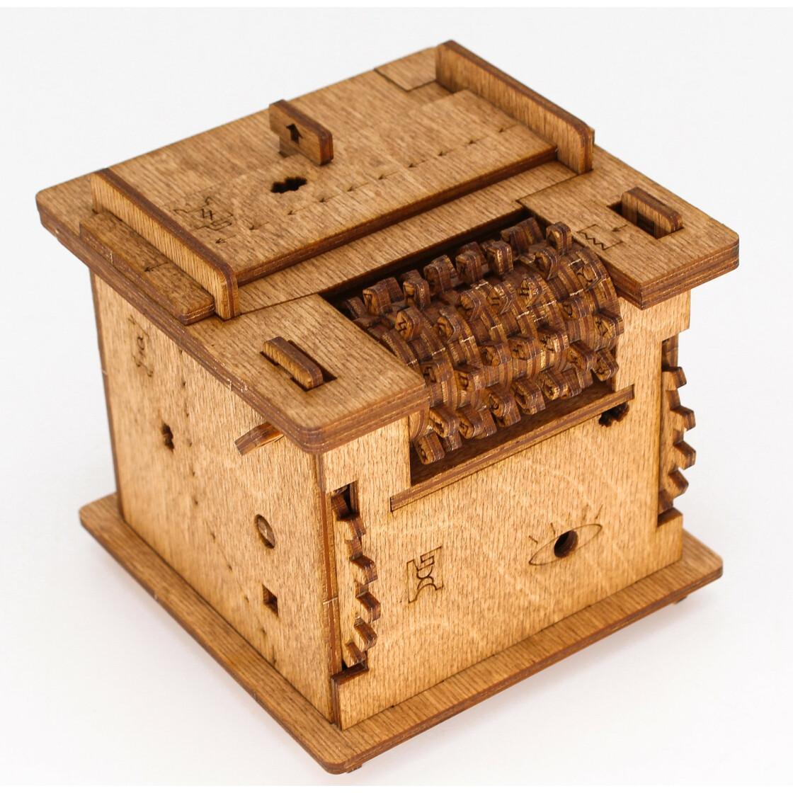 Cluebox escape room dans une boite chat de schroedinger
