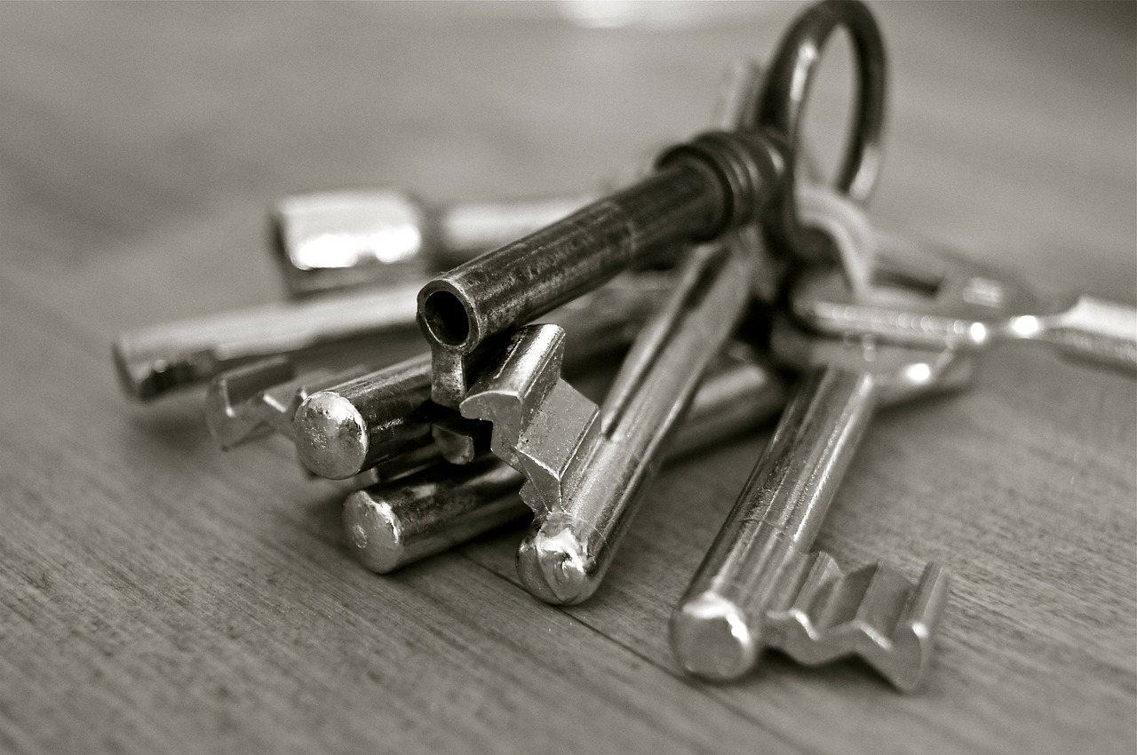 Trouver les bonnes clés